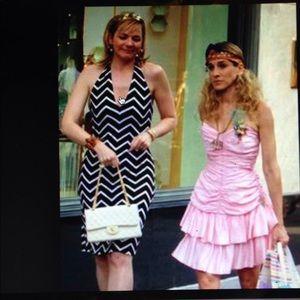 Ralph Lauren halter dress 2 fits larger too
